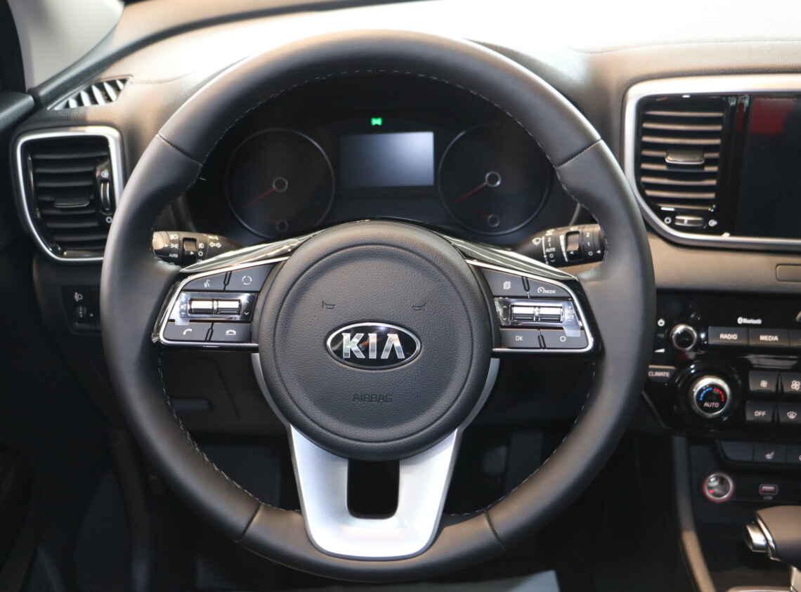 KIA Sportage 1.6 A/T Limited Edition 2021