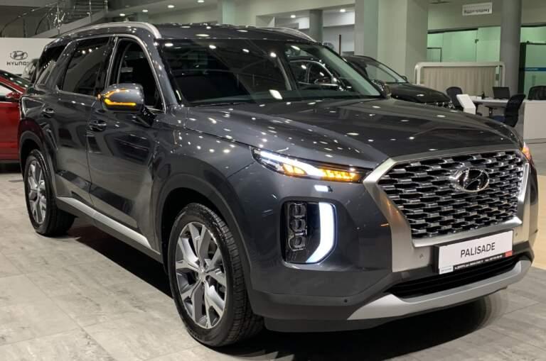 Hyundai Palisade 3.8 Premium