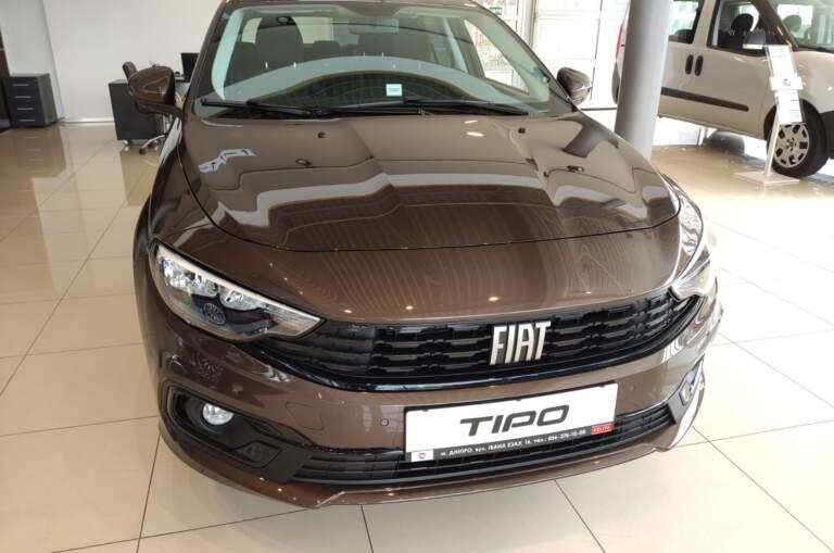 Fiat Tipo  Mid  2021р.