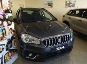 Suzuki New SX4 1.6L 2WD GL 6AT