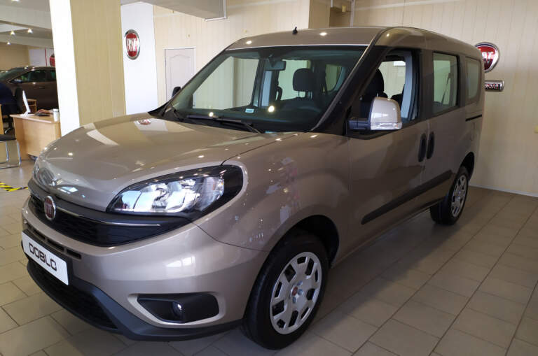 Fiat Doblo Panorama Easy 1.4