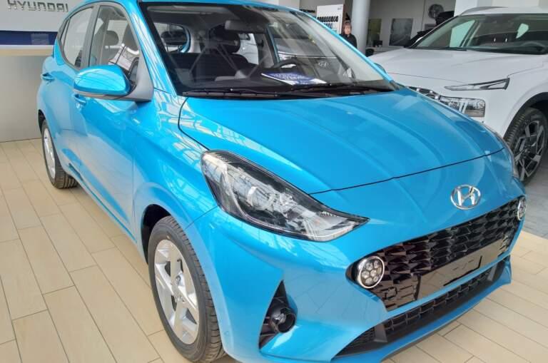 Hyundai i10 1.2 Style AMT
