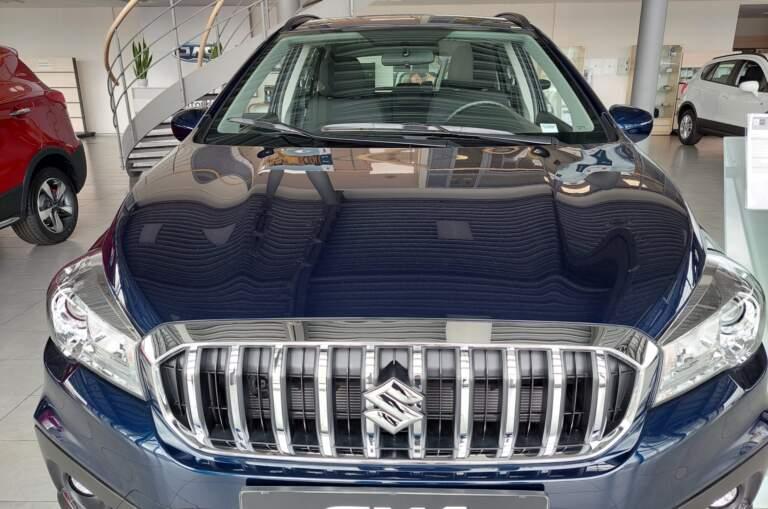 NEW SX4 1.6L 2WD GL 6АT
