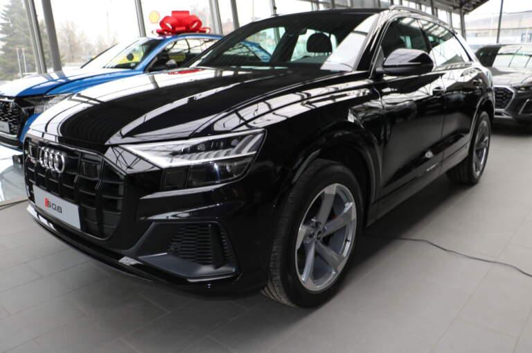 Audi SQ8 4.0 TDI