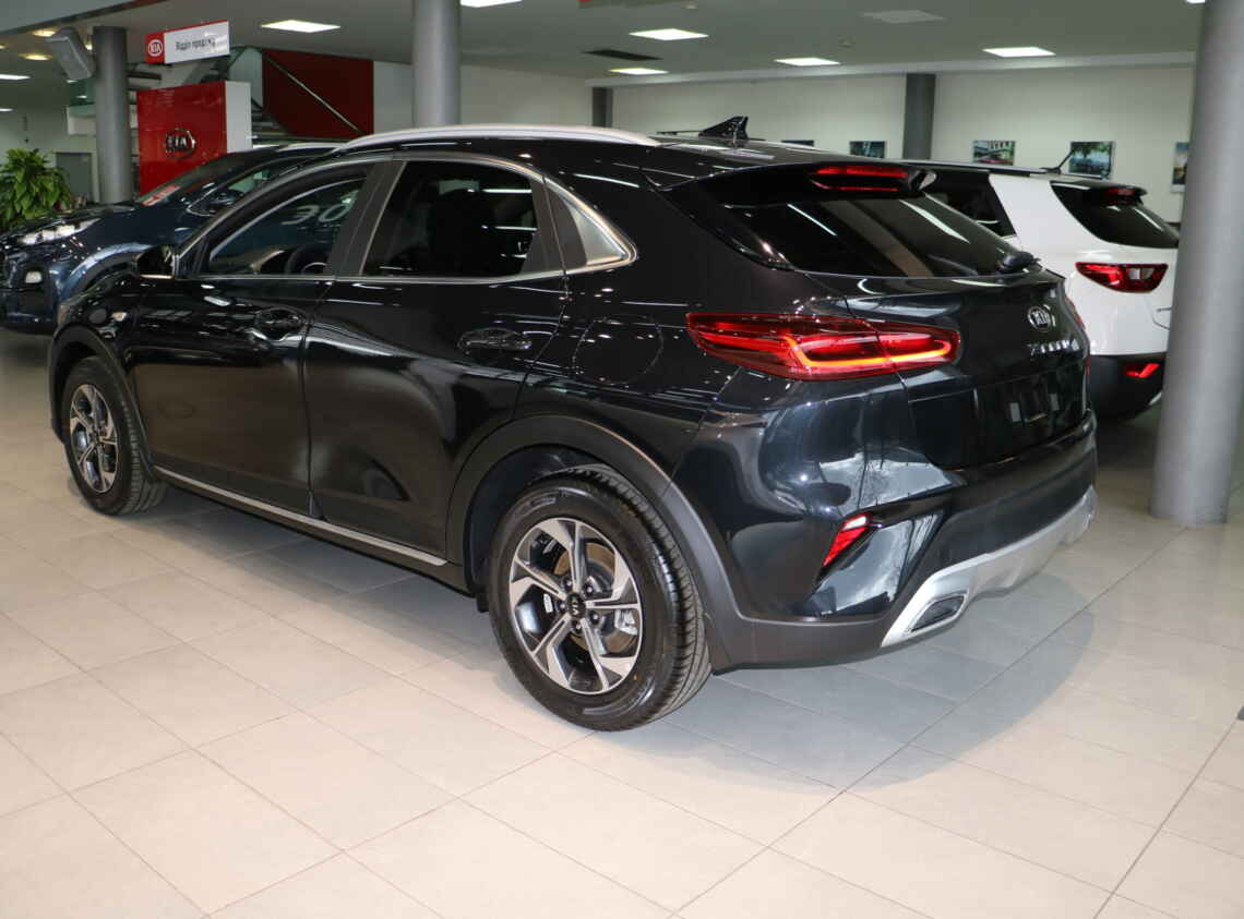 KIA XCEED 1.4T 7DCT Business 2020
