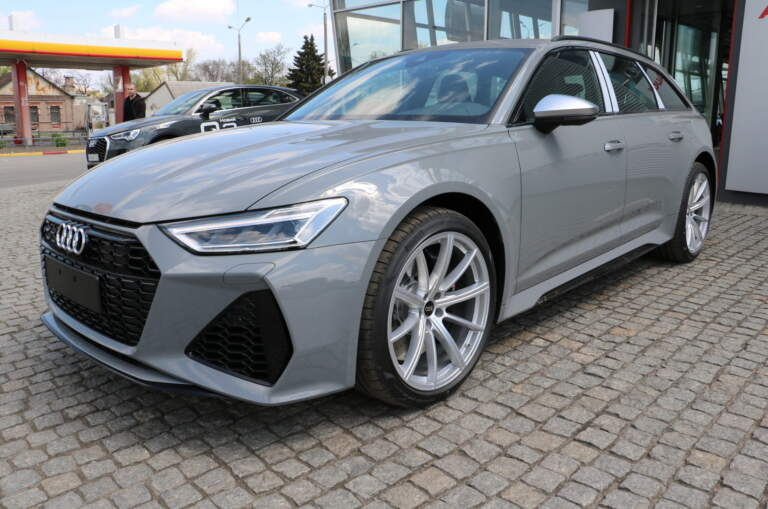 Audi RS6 4.0 TFSI