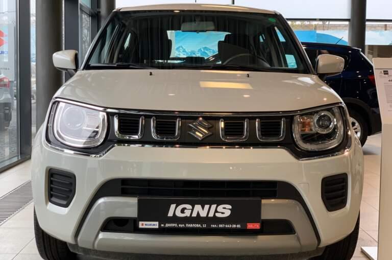 Ignis 1.2L hybrid GL CVT