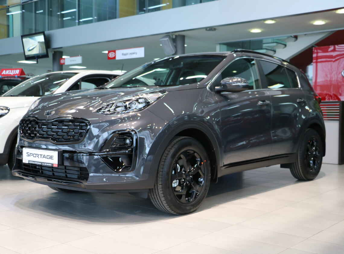 KIA Sportage 2.0 2WD A/T Limited Edition 2021