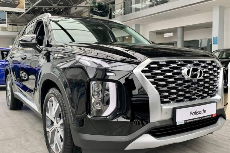 Hyundai Palisade 3.8 GDi Premium 8AT