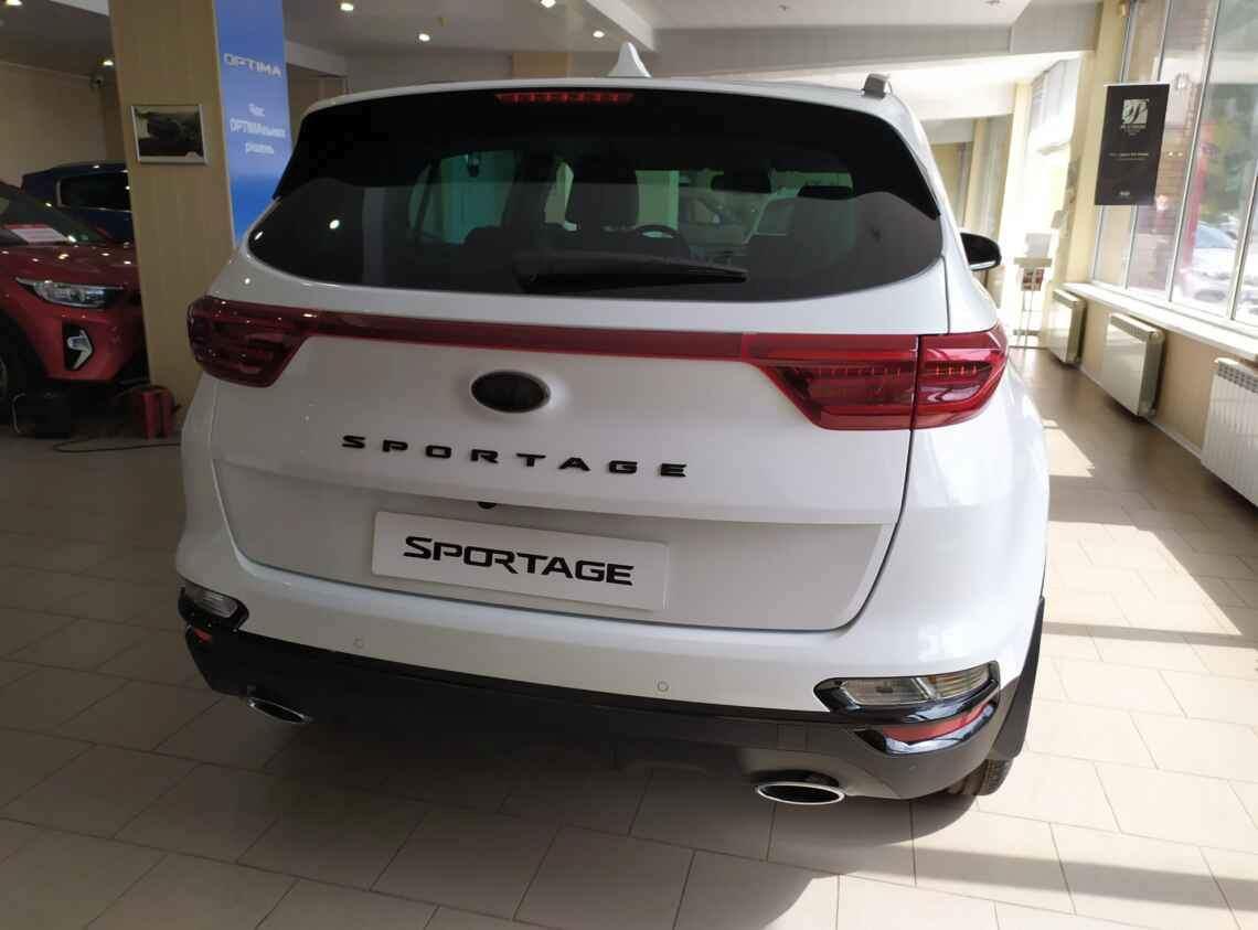 KIA Sportage Limited Idition