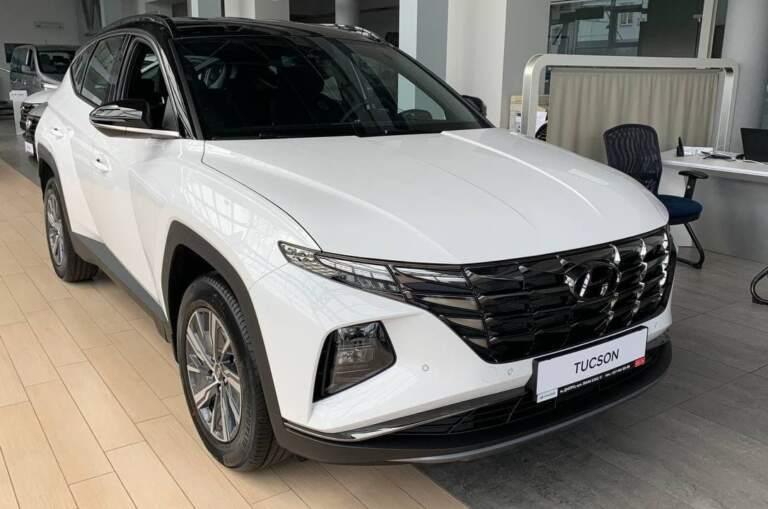 Hyundai Tucson NX4 HEV 1.6 Elegance AT