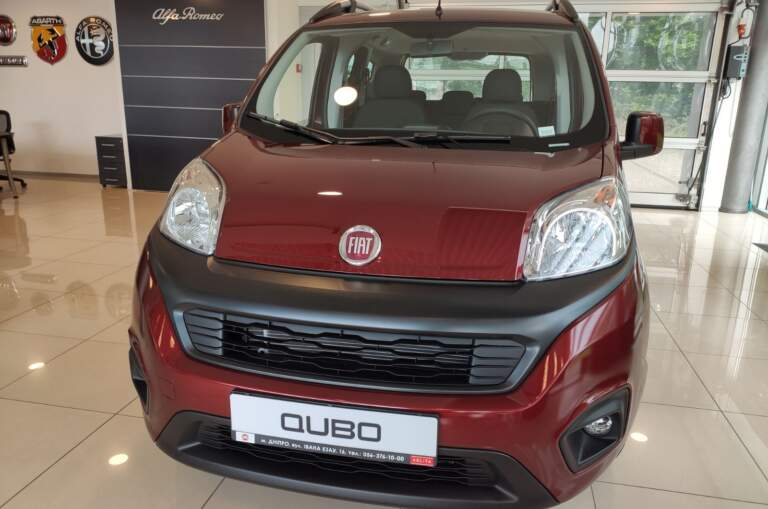 Fiat Qubo дизель