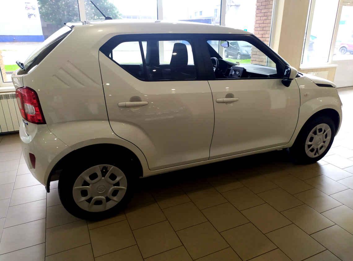 Suzuki Ignis 1.2L hybrid GL CVT