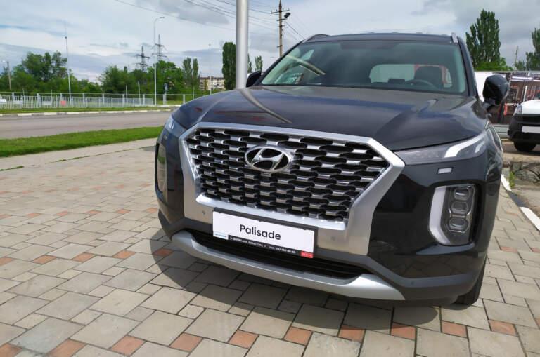 Hyundai Palisade Premium 8AT