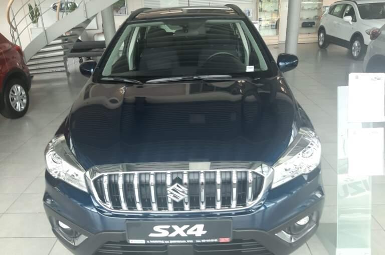 SUZUKI NEW SX4 2WD GL 5MT