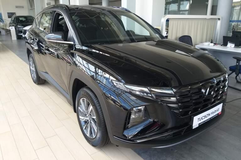 Hyundai Tucson NX4 HEV Elegance Teal