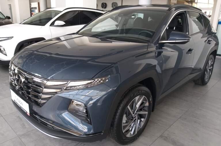 Hyundai Tucson NX4 2.0 Elegance Teal