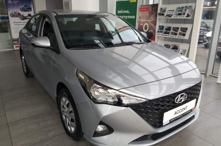 Hyundai Accent Comfort AT