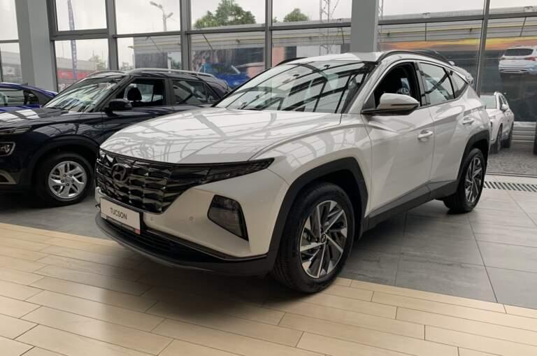 Hyundai Tucson NX4 Elegance 2.0