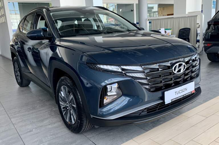 Hyundai Tucson NX4 Dynamic 2.0 2WD AT