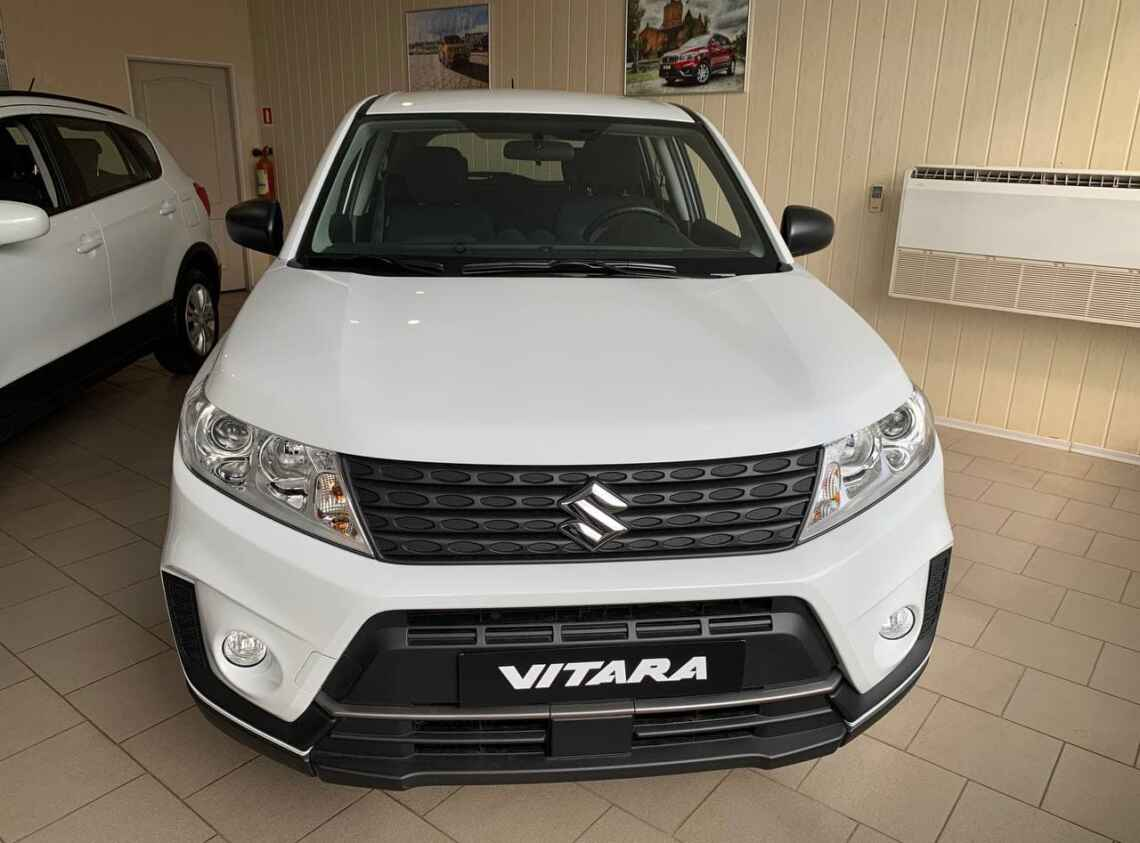 Suzuki Vitara 1.6L 2WD GL 5MT