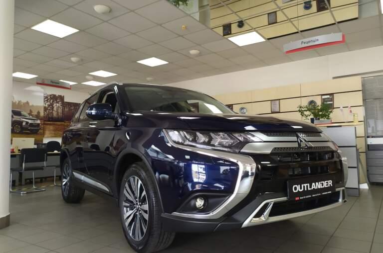 Mitsubishi Outlander Ultimate 2,4
