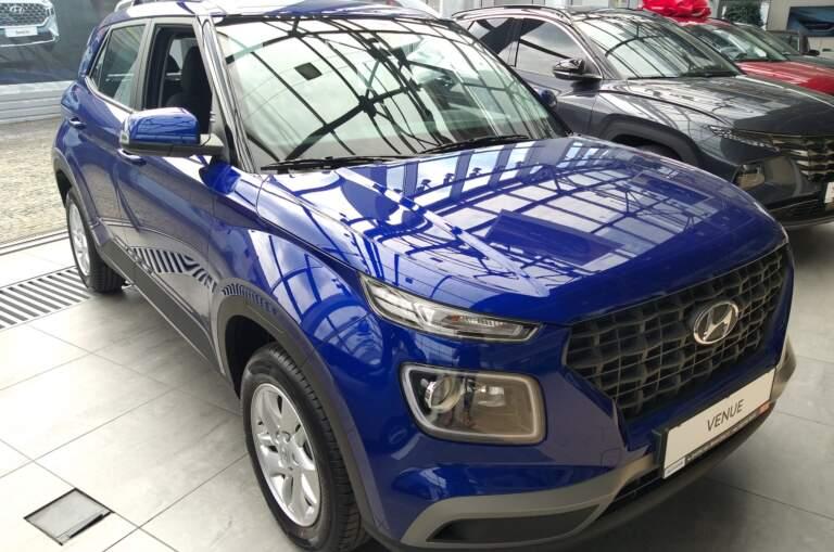 Hyundai Venue 1.6 Dynamic AT