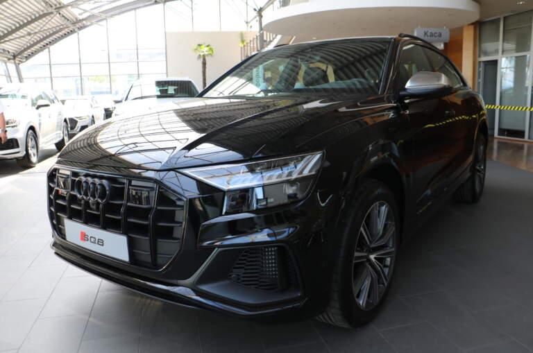 Audi SQ8 4.0 TFSI