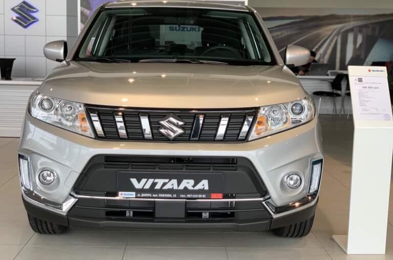 Suzuki Vitara 1.6L 4WD GL+ 5MT