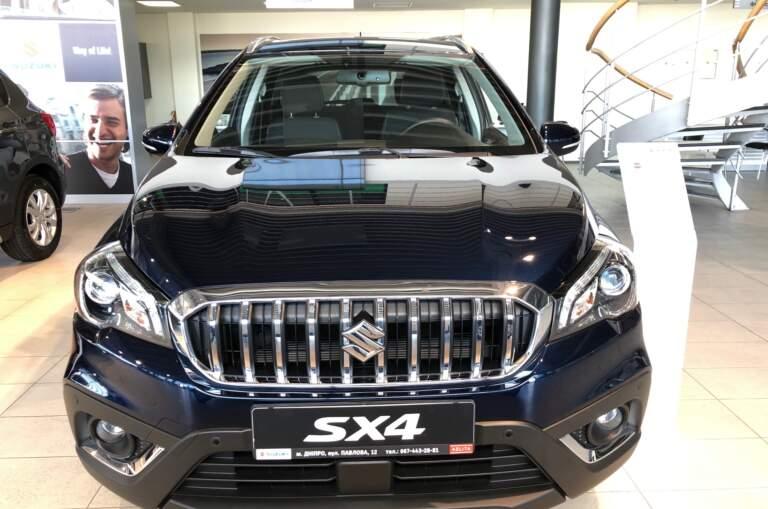 Suzuki New SX4 1.6L 2WD GLX 6AT