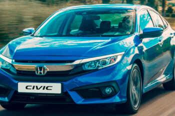 Спеціальна пропозиція на Honda Civic 4D, від автосалону Honda Аеліта
