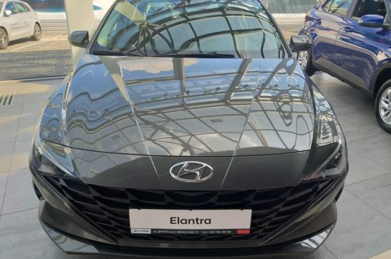 Hyundai Elantra CN7 2.0 Comfort AT