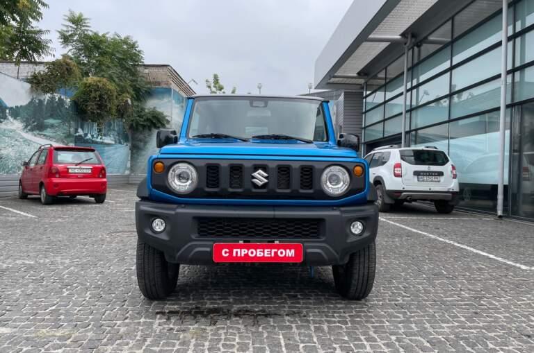 Suzuki New Jimny 1.5L AT GLX
