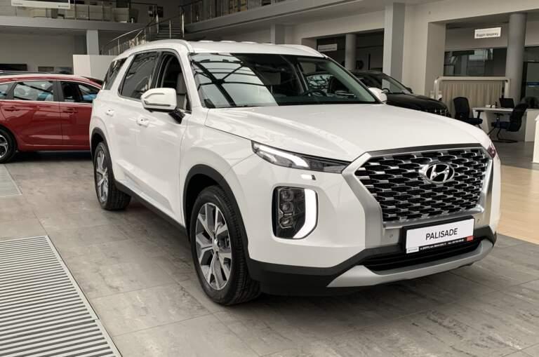 Hyundai Palisade 3.8 CRDi Premium 8AT