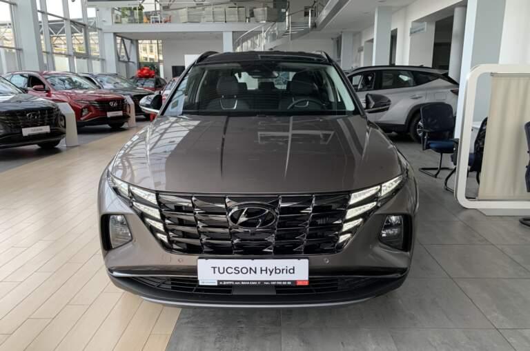 Hyundai  Tucson NX4 HEV 1.6 T-GDi Top Plus AT