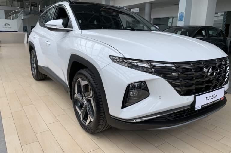 Hyundai Tucson NX4 2.0 Top Panorama Teal AT