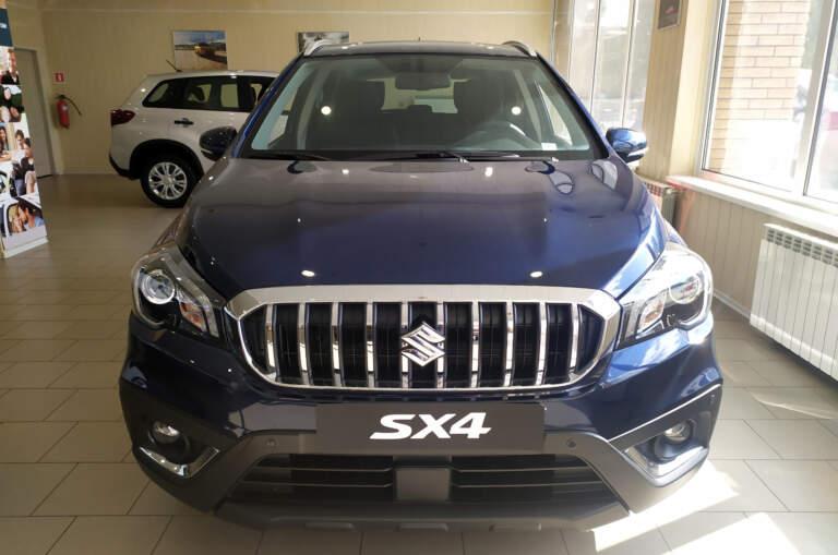 SUZUKI SX4 1.6L 2WD GLX 6AT