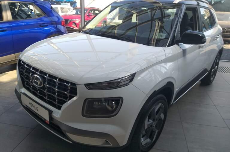 Hyundai Venue 1.6 Elegance AT A-pack