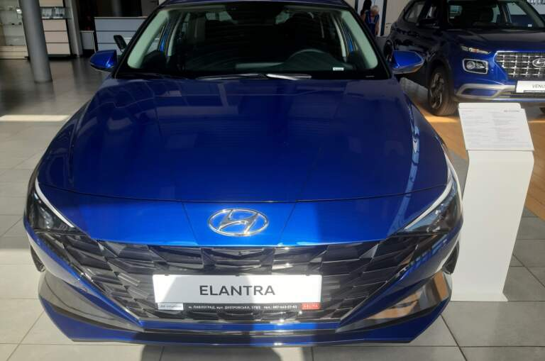 Hyundai Elantra CN7 1.6 Style AT