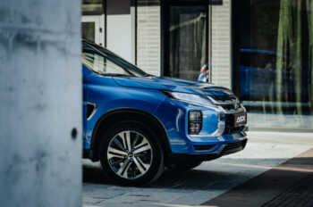 Mitsubishi Motors в Україні оголошує вигоду до 70 000 грн* на модель ASX