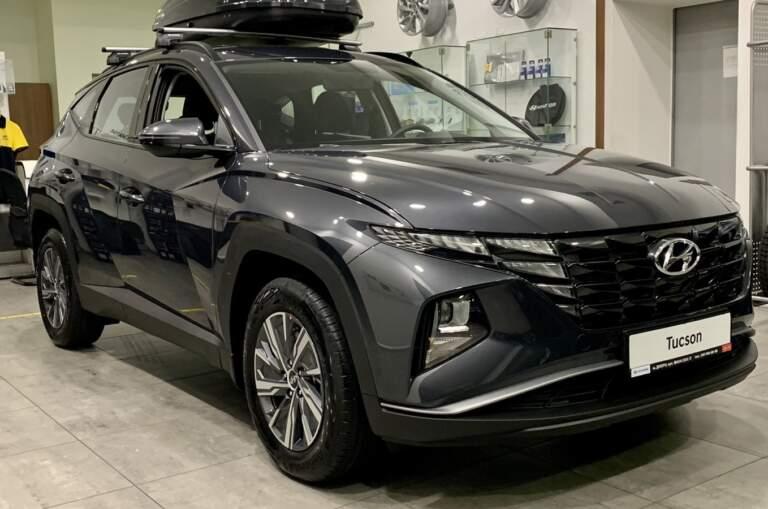 Hyundai Tucson NX4  2.0 Express 2WD AT