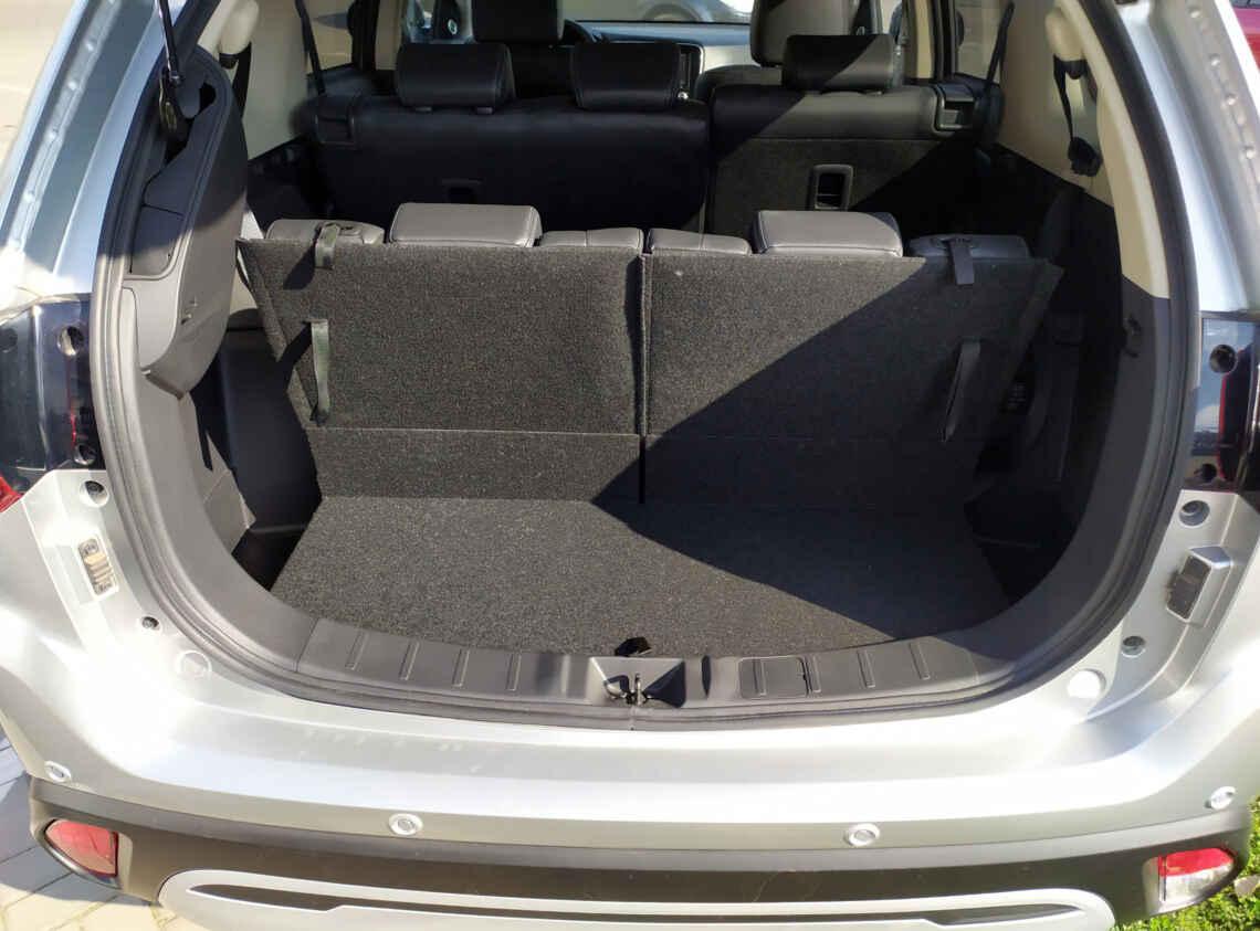 Mitsubishi Outlander 2.4 CVT Ultimate