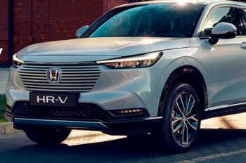 Honda HR-V e-HEV: Скоро в продаже
