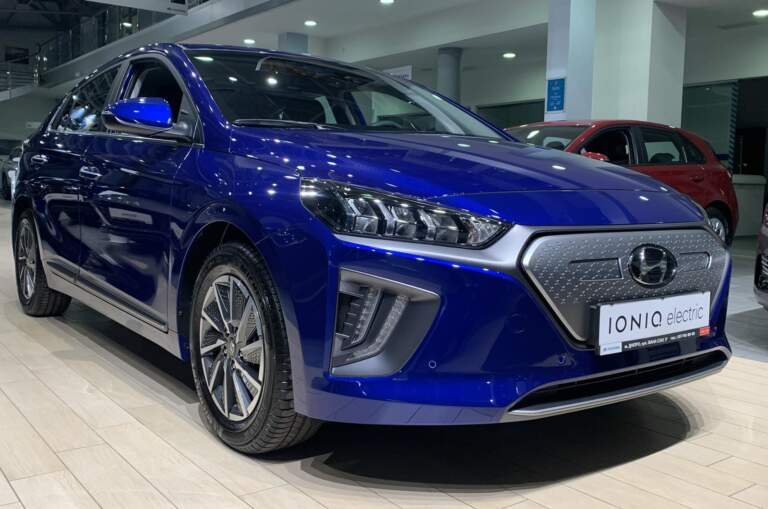 Hyundai Ioniq EV  Top 39kWh